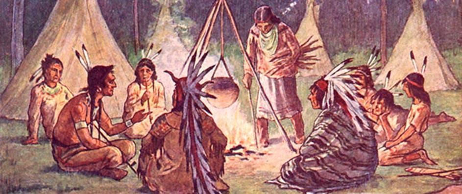 deganawida y Hiawatha