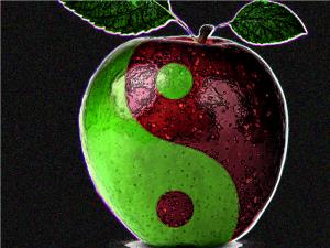 manzana yin yan zack