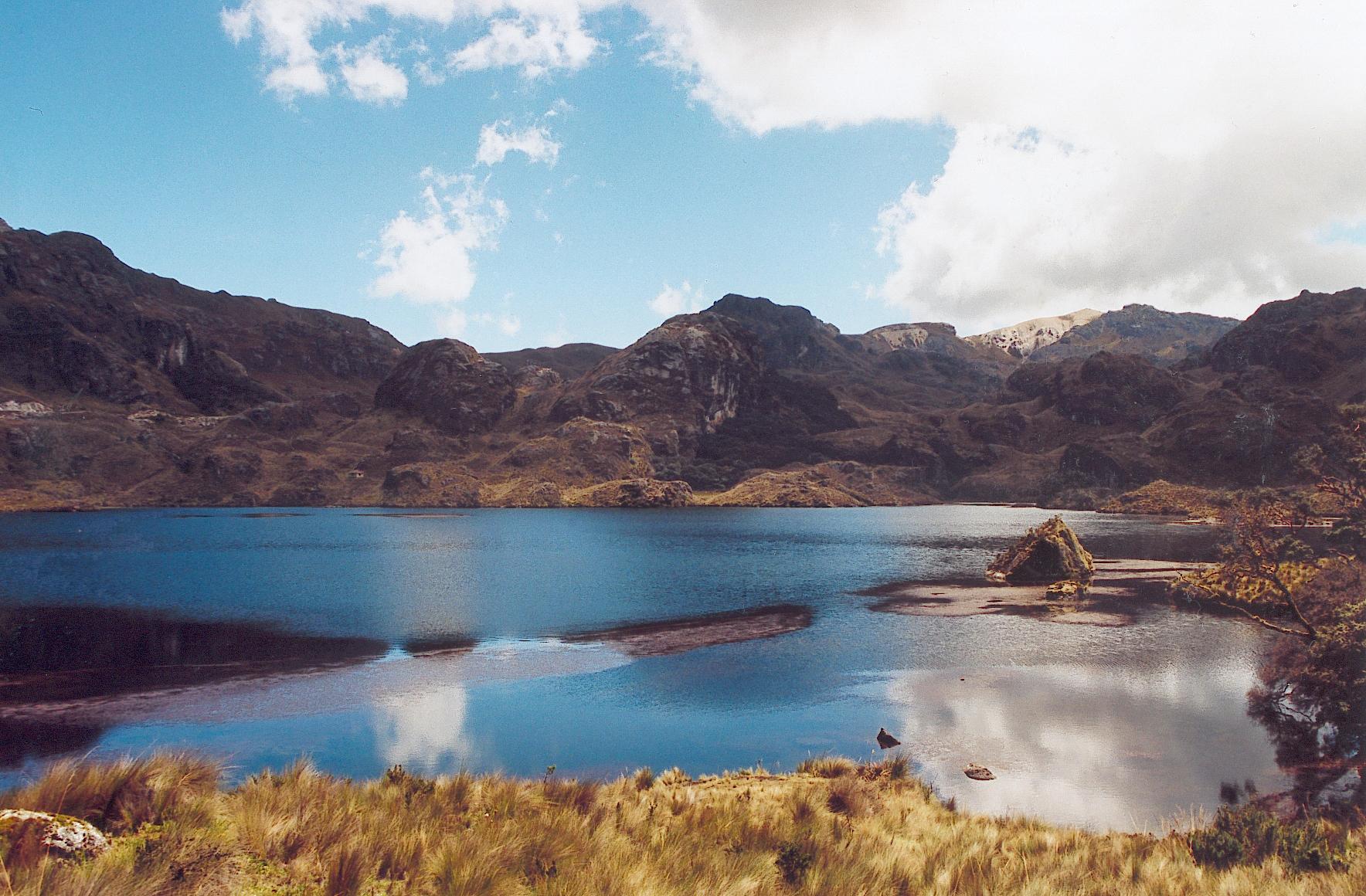 frases de paz Ecuador_cajas_national_park