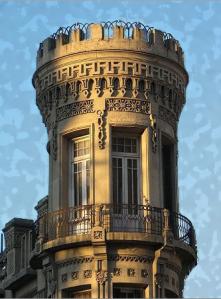 La torre del fantasma zackel