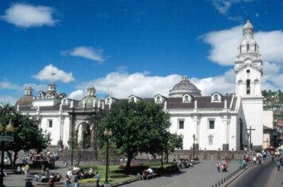 Quito Uno Catedral