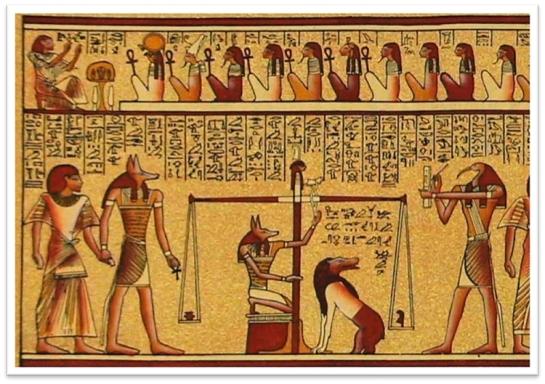Balanza Osiris