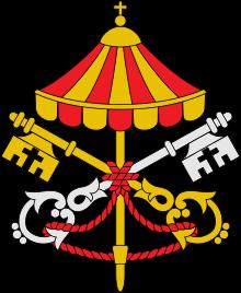sombrilla papal