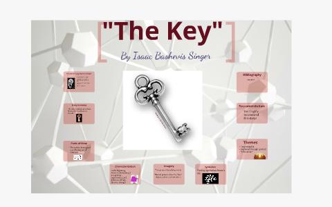 isaac bashevis Singer zack the key