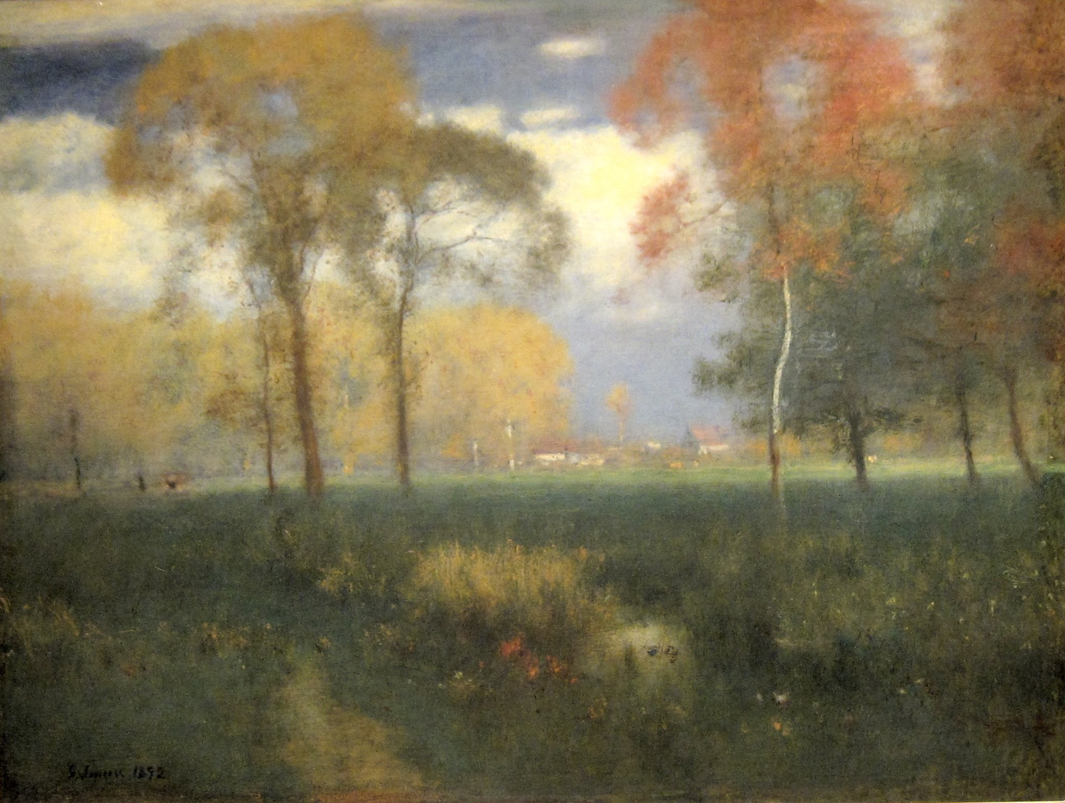 Sunny_Autumn_Day'_by_George_Inness,_1892