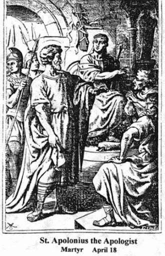 apolonio martir 18 abril 2