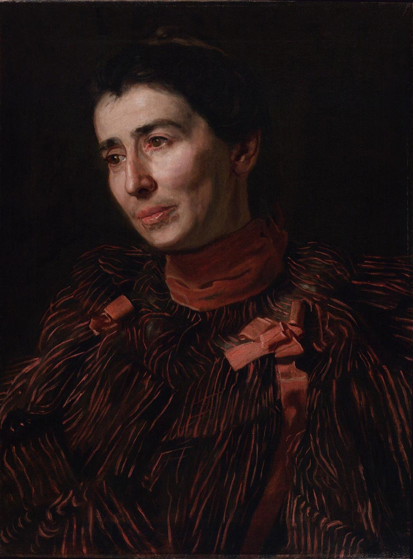 Eakins,_Addie_(Mary_Adeline_Williams)_1900