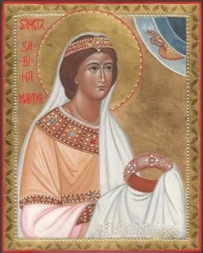 santa sabina martir