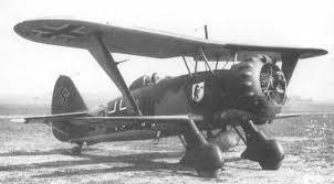 henschel Hs 123 b