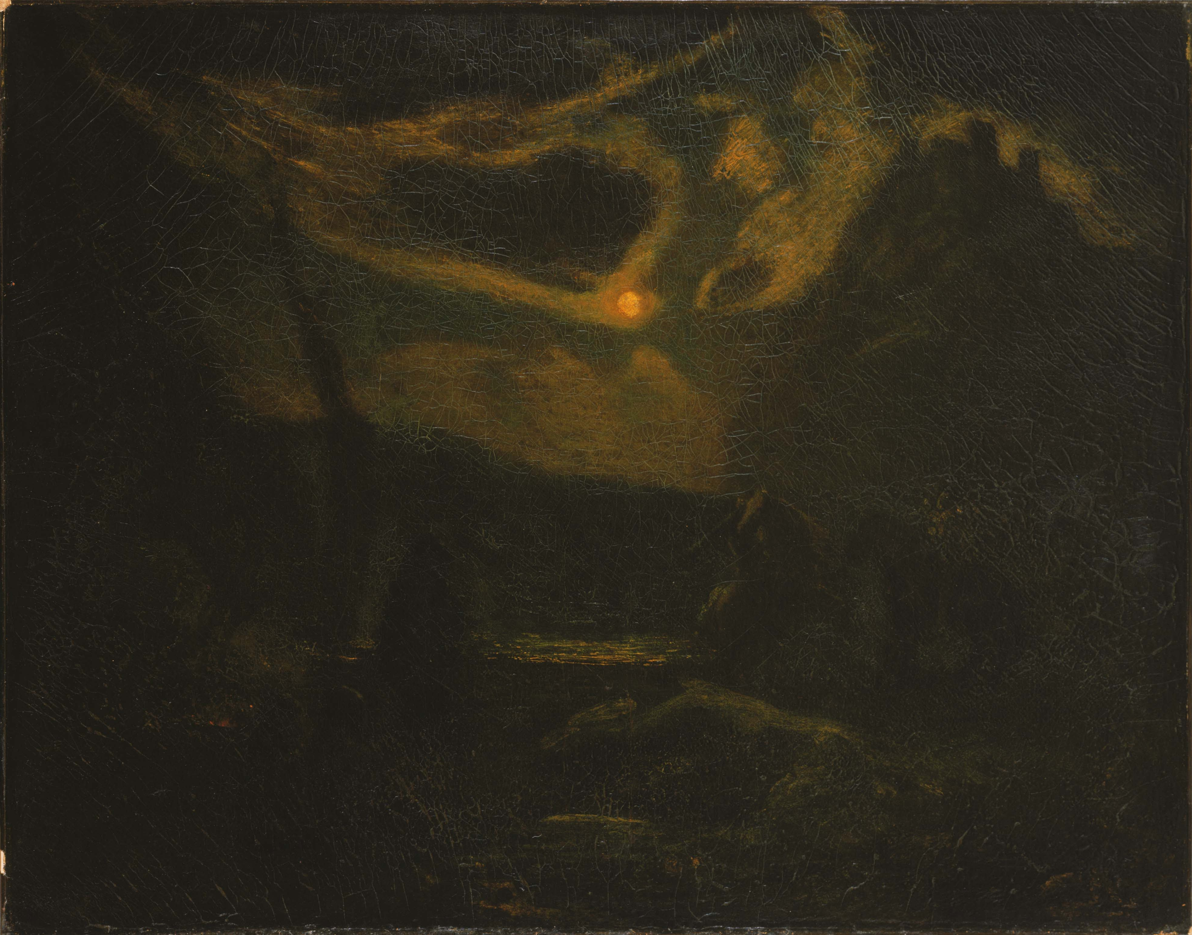 Albert_Pinkham_Ryder_-_Macbeth_and_the_Witches_-_Google_Art_Project