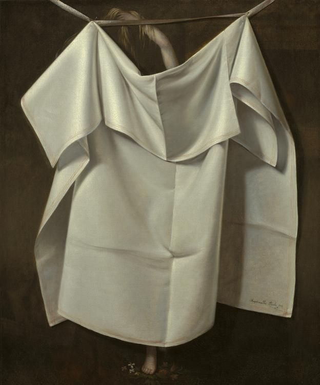 RAPHAELLE PEALE - After the Bath color