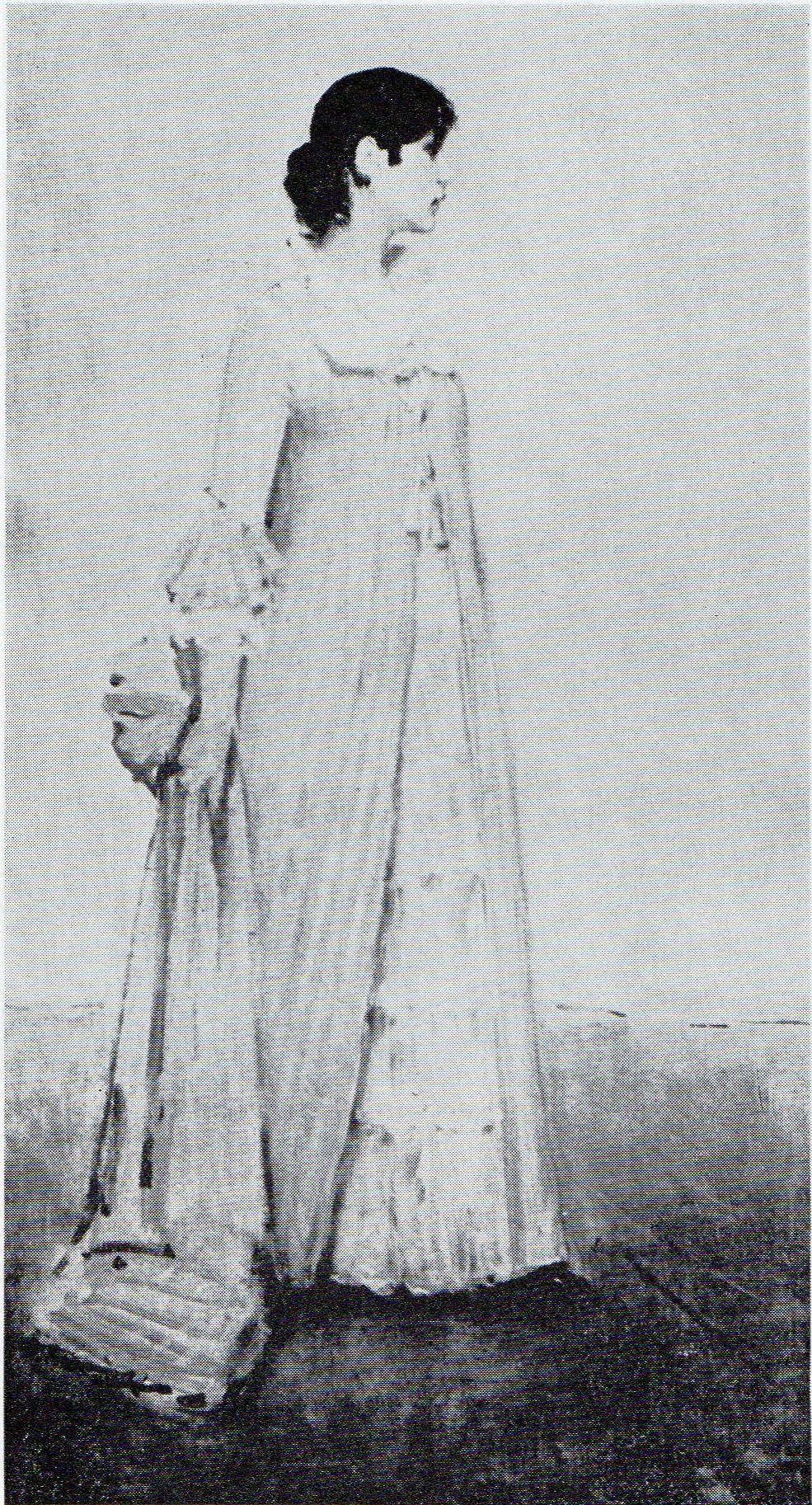 lady pink William Merrit