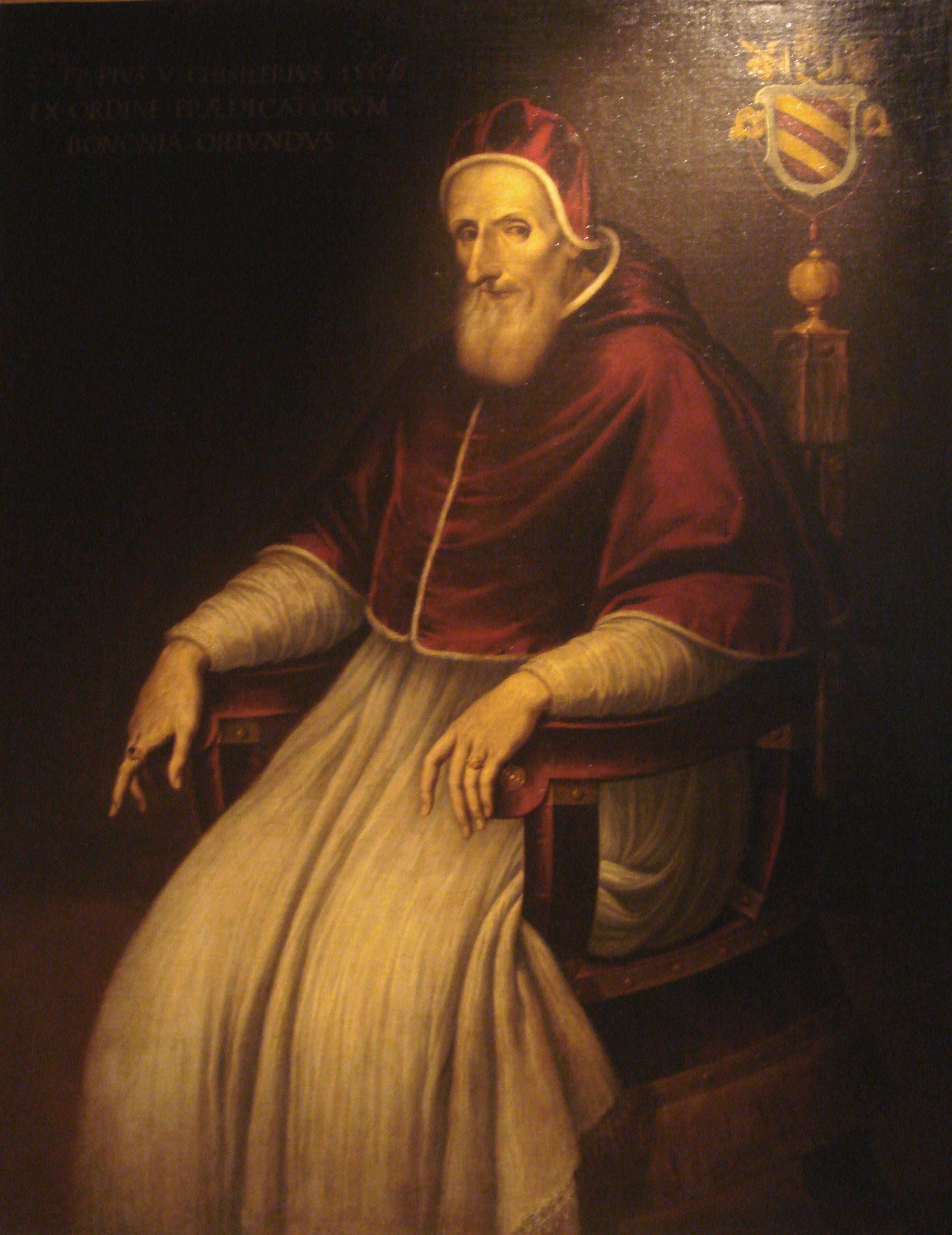 Pope_Pius_V_16th_century