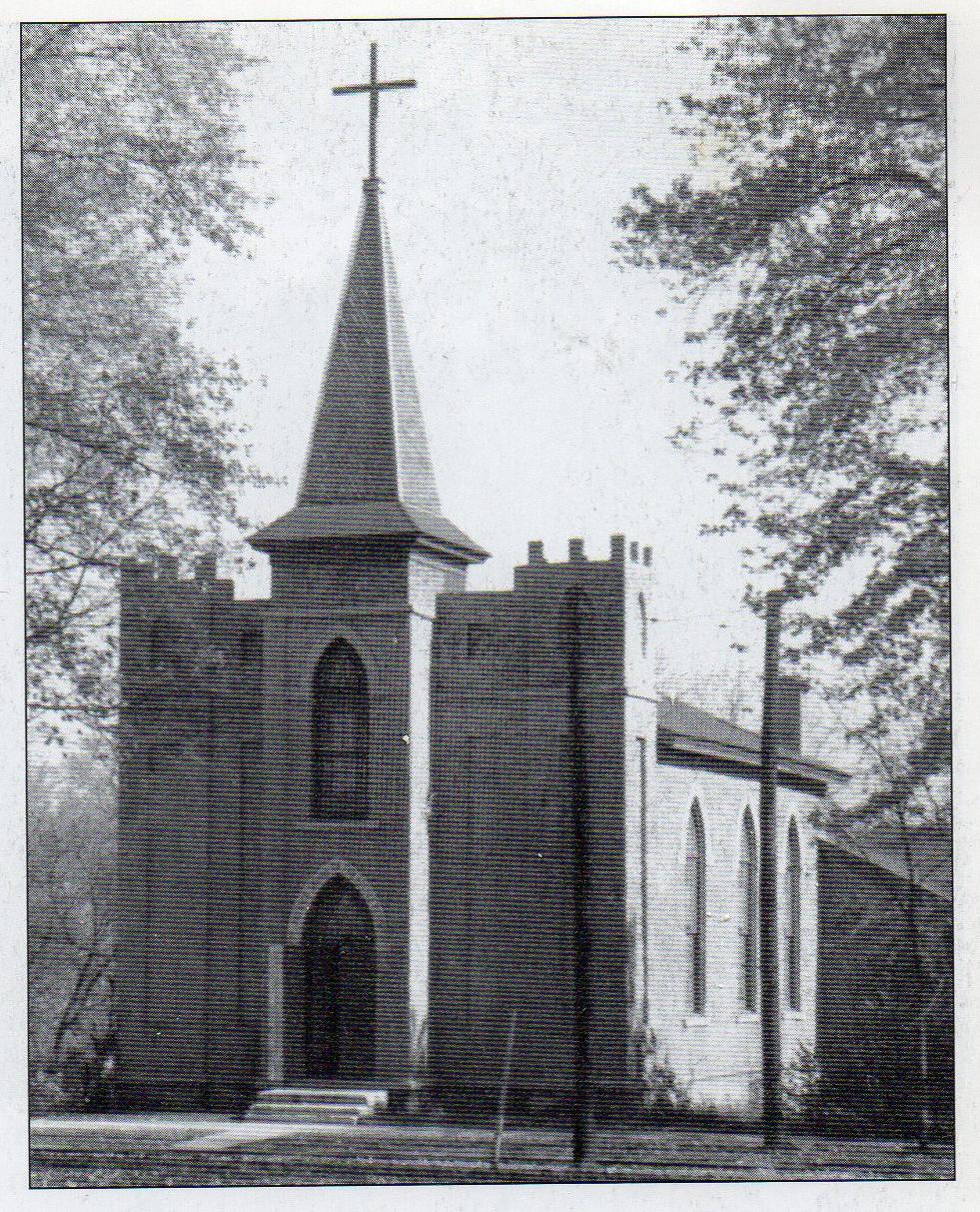 San Patricio Saint Charles