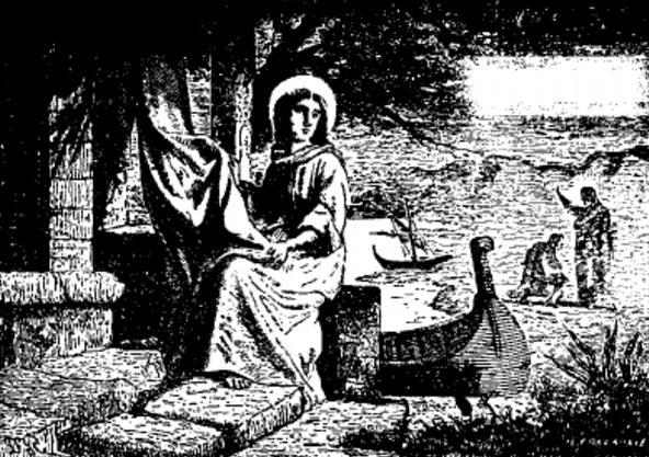santa petronila