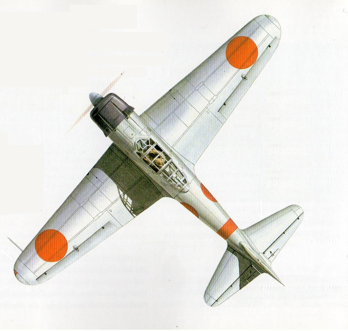 mitsubishi A6M2634