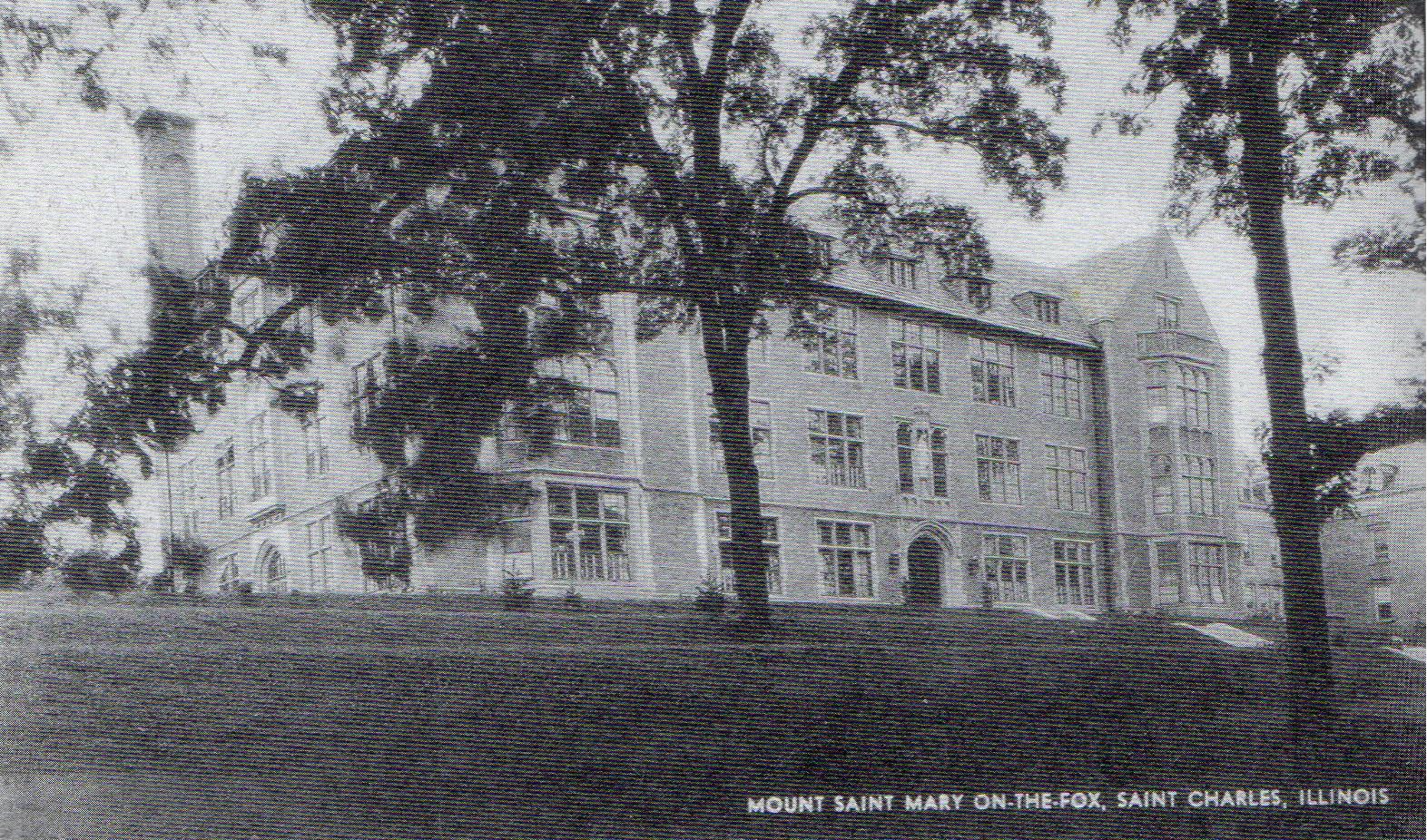 Mount St Mary St Chaarles Illinois