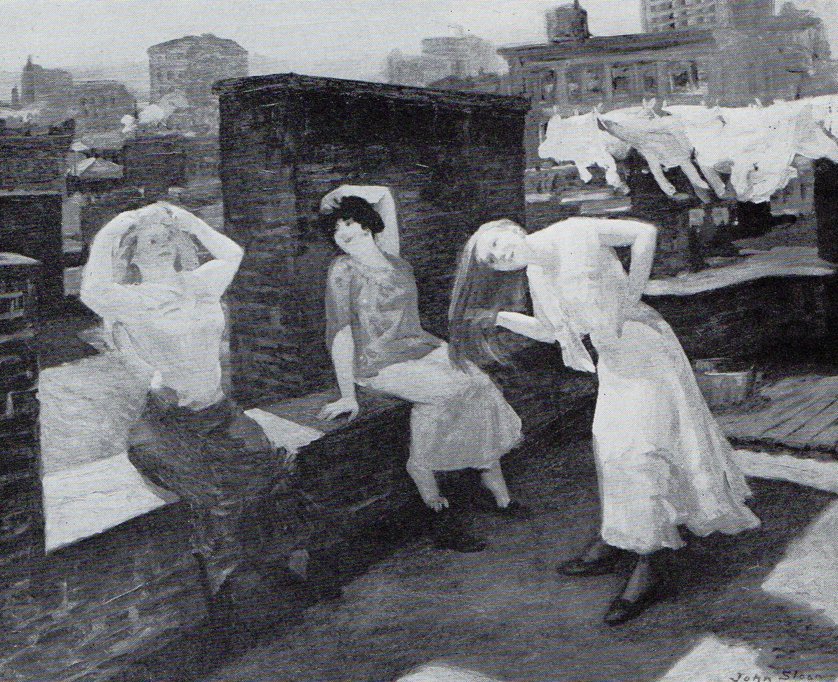 Sunday woman drying their hair