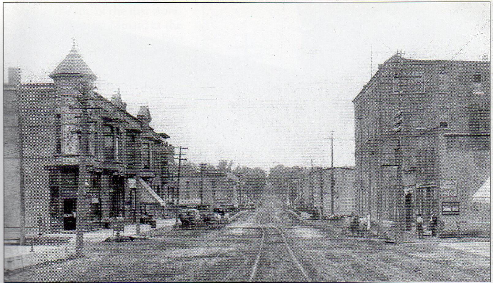 First Avenue Saint Charles