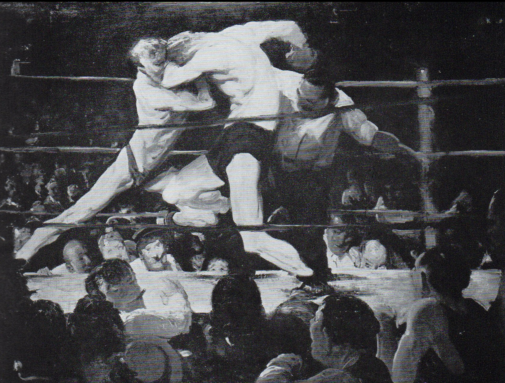 George Wesley Bellows Stag at Sharkeys