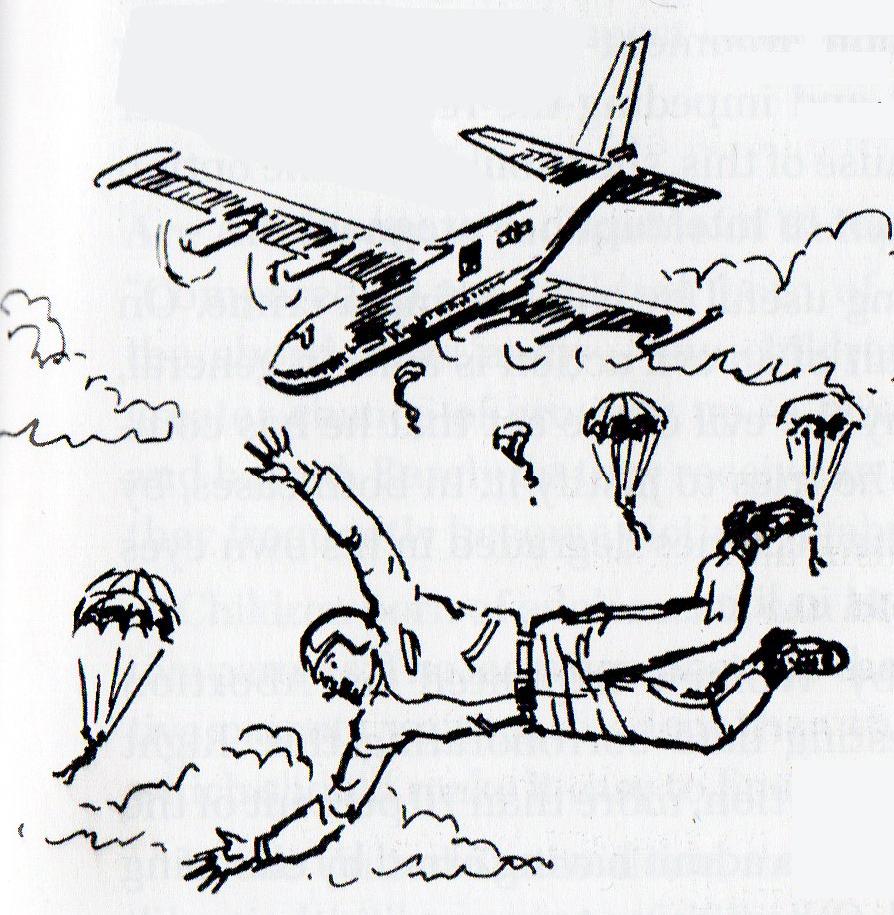 paren las mentiras paracaidas