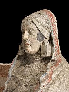 Dama de Baza. Museo Arqueológico Nacional. España